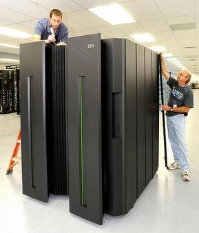 IBM zEnterprise 196