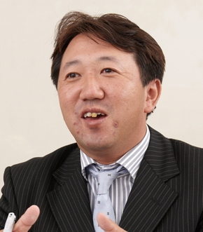 日立製作所 ソフトウェア事業部 JP1販売推進センタ 主任技師 西部憲和 氏