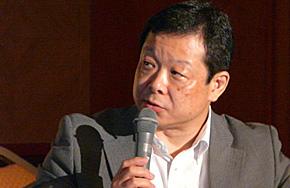 キヤノンマーケティングジャパン コミュニケーション本部 ウェブマネジメントセンター センター所長の増井達巳氏