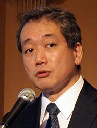 クリックテック・ジャパンの垣田正昭社長