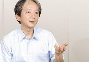 キヤノンS&S 経営企画本部 情報リテラシー推進部 内田哲三部長