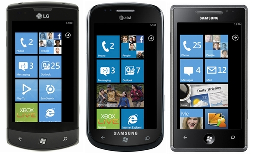 Windows Phone 7 3