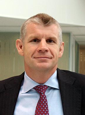 Dellのサービス&ソリューションズ部門 CSMBグループでバイスプレジデントを務めるティム・グリフィン氏