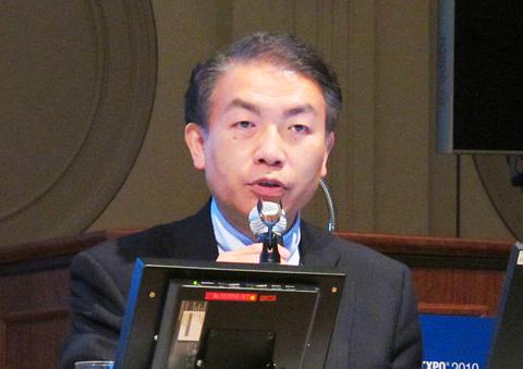 オリンパス コーポレートセンター IT統括本部 本部長の北村正仁氏
