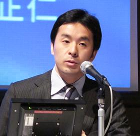 ガートナージャパン リサーチ部門 エンタープライズ・アプリケーション リサーチ・ディレクターの本好宏次氏