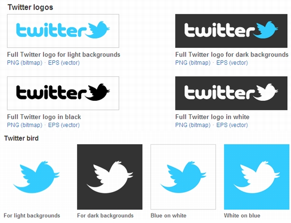 twitter new logo