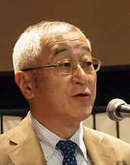 法務省CIO(最高情報責任者)補佐官で、県立広島大学経営情報学部教授を務める森田勝弘氏