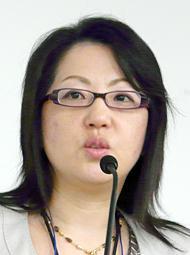 日本IBM ソフトウェア事業 ICP BPMセールススペシャリストの嶺千登世氏