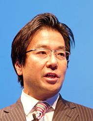 マイクロソフトの樋口泰行社長