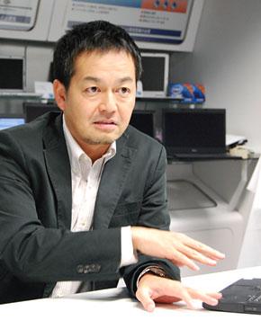 坂本尊志氏