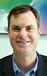 米Adobe Acrobatソリューション部門 マーケティング担当ディレクターのマーク・グリリー氏