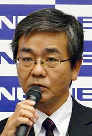 NEC プラットフォームビジネスユニット 支配人の赤津素康氏