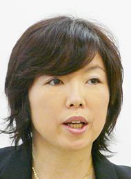 2011年1月に日本IBM ソフトウェア事業 WebSphere事業部長に就任した伊藤久美氏