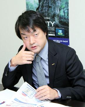 中山幹公氏