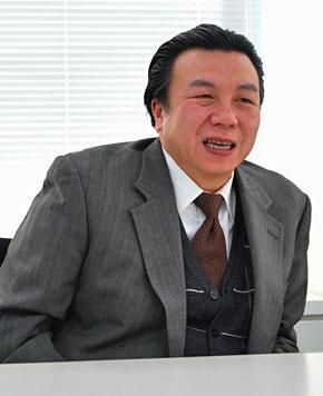 日本IBM システム製品テクニカル・セールス ストレージ・テクニカル・セールス ソリューション担当部長 システムズ&テクノロジー・エバンジェリスト 佐野正和氏