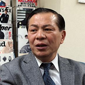 共栄産業の小林正博社長