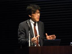 NTT サイバースペース研究所 所長 後藤厚宏氏
