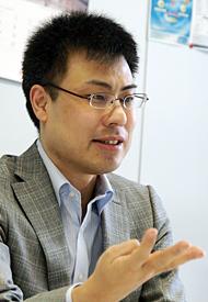 LTシステム 代表取締役の廣木秀之氏