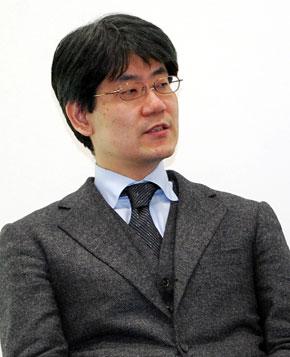 GTS事業 オファリング・マネージメント クラウド・サービス企画 岡田弘樹部長
