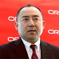会見に臨む日本オラクルFusion Middleware事業統括本部ビジネス推進本部シニアディレクターの清水照久氏