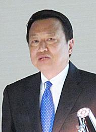 日本テラデータ 代表取締役社長 吉川幸彦氏