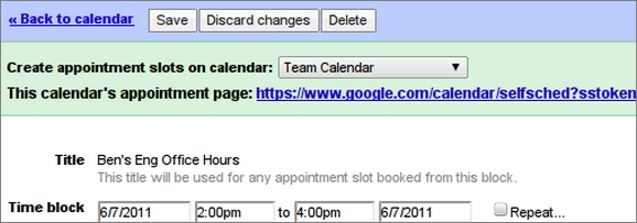 appointment slots 2