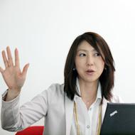 日本IBM ソフトウェア事業 インフォメーション・マネジメント 第一クライアント・テクニカル・プロフェッショナルズの後藤祥子氏