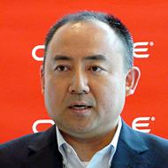 日本オラクル Fusion Middleware 事業統括本部 ビジネス推進本部 シニアディレクターの清水照久氏