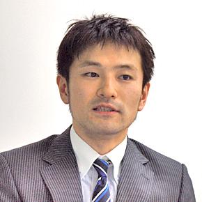 日本IBM ソフトウェア事業 インフォメーション・マネジメント 第二クライアント・テクニカルプロフェッショナルズ IT Specialistの河田 大氏