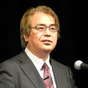 ITRの内山悟志社長