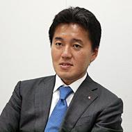 日本生命保険 新統合推進部 専門部長の長崎豊氏