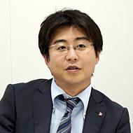 ニッセイ情報テクノロジー 基盤ソリューション事業部 ITソリューションブロック マネジャーの玉村誠剛氏