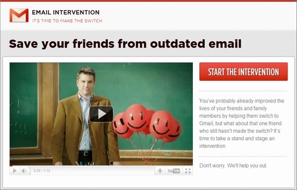 gmail intervention 1
