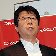 日本オラクルのシステム事業統括 ビジネス推進本部でプリンシパル・セールス・コンサルタントを務める寺島義人氏