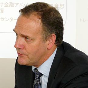 米IBM ソフトウェアソリューショングループ シニアバイスプレジデントのマイク・ローディン氏