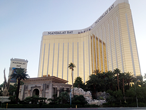 ��N�ɑ������ƂȂ����uMandalay Bay Resort and Casino�v