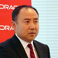 日本オラクルでFusion Middleware事業統括本部 ビジネス推進本部 シニアディレクターを務める清水照久氏