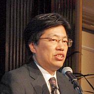 日本IBM ソフトウェア事業担当の金子岳人専務執行役員