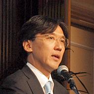日本IBM システム製品事業担当の薮下真平専務執行役員