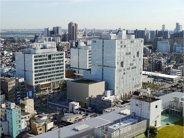東京千住キャンパス