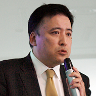 1月1日付で常務執行役員となった金巻龍一氏