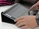 リユース品の査定現場で活躍するiPad
