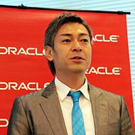 日本オラクル 執行役員 システムズ事業統括の野々上仁氏