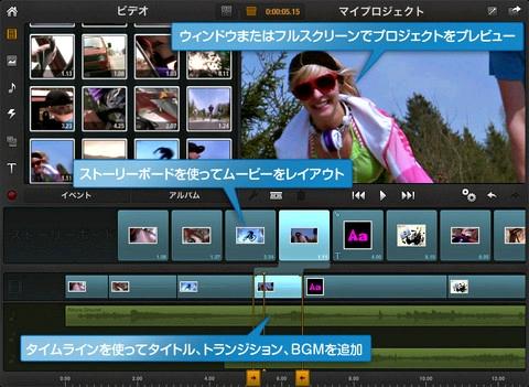 iPad向け本格動画編集アプリ「Avid Studio」登場 , ITmedia