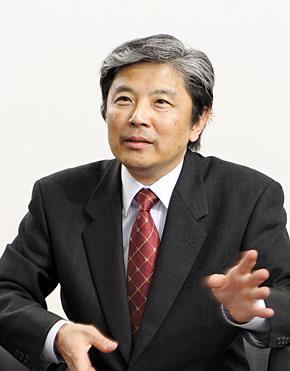 三井情報 取締役 執行役員 CTO R&Dセンター センター長の加藤幸久氏