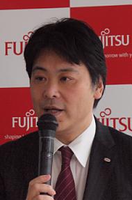 富士通マーケティング ソリューション事業本部の石川博章氏