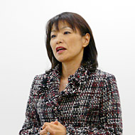 日本IBM 理事 ソフトウェア事業 Tivoli事業部長の荒川朋美氏