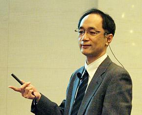 筑波大学大学院 システム情報工学研究科 コンピュータサイエンス専攻の加藤和彦氏