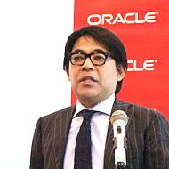 日本オラクル 専務執行役員 製品事業統括 兼 テクノロジー事業統括本部長の三澤智光氏