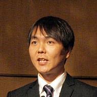 アイネット クラウドサービス事業部営業部 課長 高橋信久氏